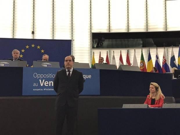 Julio Borges pidió a la UE misión de observación para presidencial en Venezuela