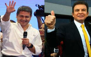 Concluye segundo escrutinio especial con ventaja para Hernández
