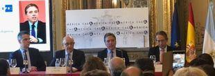 El Ministro Dujovne pasó apuros en Madrid