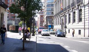 Reabierta la circulación por el centro de Valladolid tras desactivar el nivel 2 por ozono