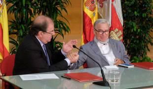 La Junta y la Fundación Luzón se unen para impulsar la investigación sobre ELA y mejorar la calidad de vida de los pacientes