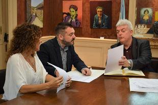 El Consello de Cultura Galega y la FAGRA firmaron un convenio para la organización de actividades culturales