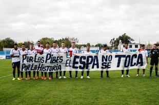 El Embajador Sandomingo recibió al presidente del Deportivo Español