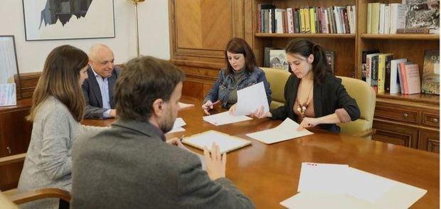 El PSOE y Unidas Podemos pactan las 'reglas de juego' del Gobierno de coalición{