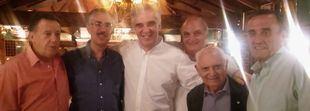 """Sandomingo afirmó que 'estamos en un momento trascendental para la colectividad española en Argentina"""""""