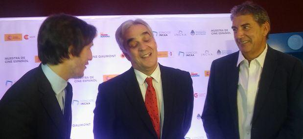 """El Embajador se mostró """"muy pendiente"""" de recibir noticias de Madrid sobre las negociaciones para hacer el Centro Cultural en la Patriótica"""