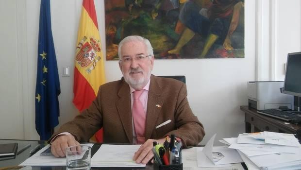 """El Embajador deja su cargo con el honor de estar en """"en el mejor momento de la relación bilateral""""."""