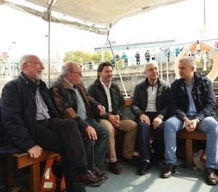 Rodríguez Miranda resaltó la importancia que tienen los gallegos residentes en el exterior
