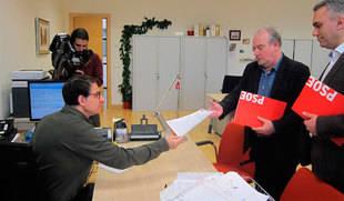 El PSCL acudirá al Constitucional si Clemente no desbloquea la comisión sobre parques eólicos