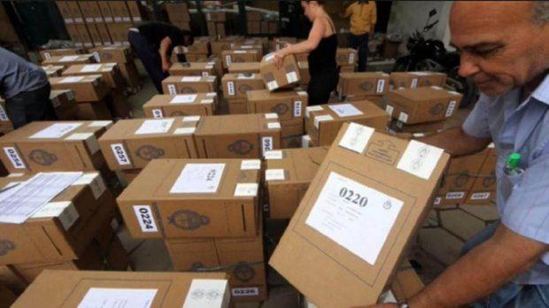 El Frente de Todos busca apartar a la empresa que reemplazó a INDRA en el conteo de votos