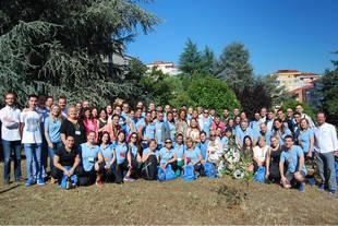 Comenzó en Ourense el programa 'Escuelas Abiertas'