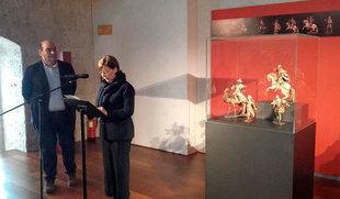 'La Cabalgata de los Reyes Magos', de Luisa Roldán, primera obra con firma femenina en el Museo Nacional de Escultura