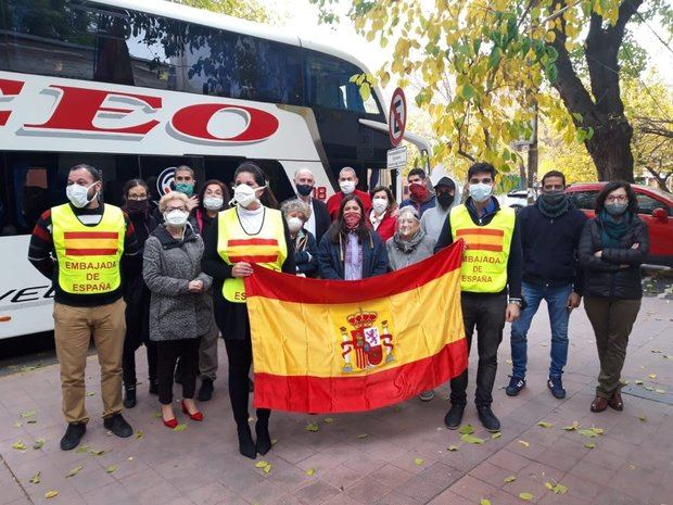 Partió un nuevo vuelo de Iberia con españoles varados en Argentina