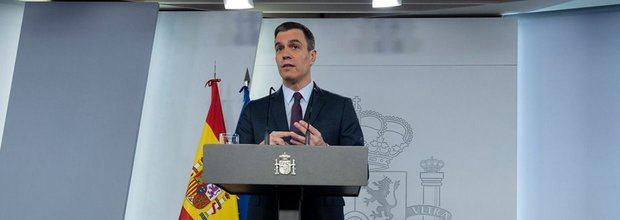 En España el Gobierno impone el toque de queda nacional con la aprobación del estado de alarma
