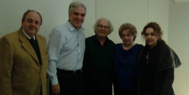 Pérez Esquivel reclamó la colaboración de Sánchez para salvar al Centro Gallego