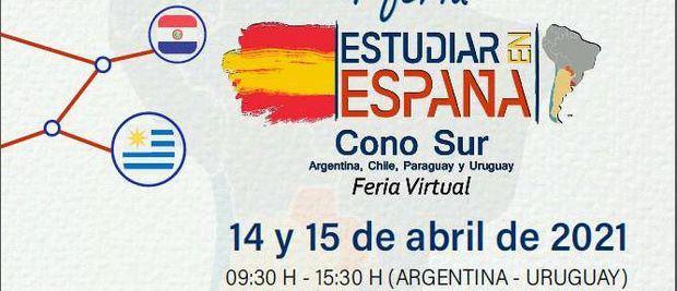 España presenta su oferta universitaria en la primera feria virtual para el Cono Sur
