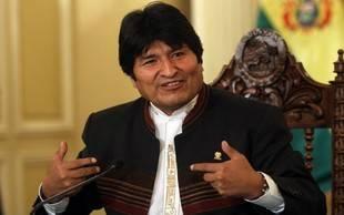 EEUU insta a Evo Morales a no presentarse como candidato presidencial por cuarta vez