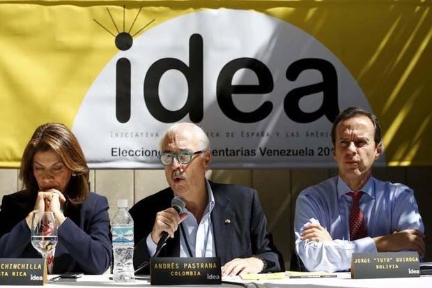 Expresidentes enviaron un mensaje de alerta por situación en Venezuela