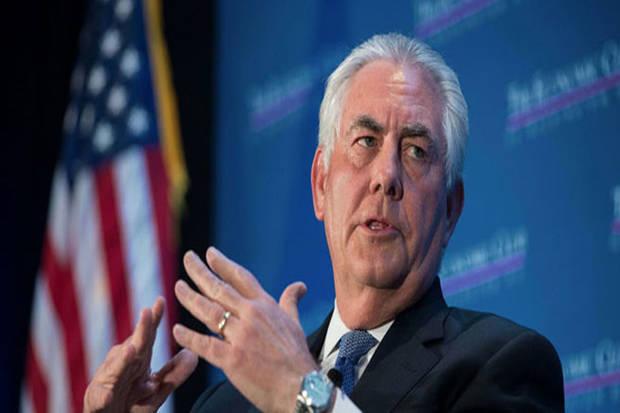 Según Tillerson, EE.UU. prepara más sanciones contra Venezuela