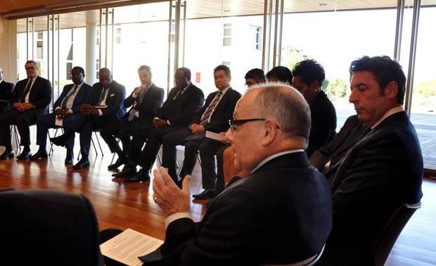 Faurie y Temer con el acuerdo UE MERCOSUR como objetivo primordial