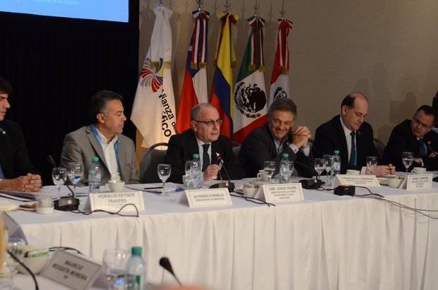 Faurie confía que a fin de año se celebrará el acuerdo Mercosur-UE