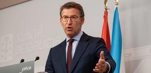 Feijóo anunció el inicio de la tramitación de la nueva Ley de Acción Exterior y Cooperación que busca mejorar la proyección de Galicia
