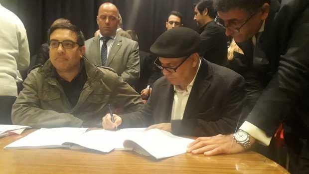 El Grupo Olmos Basa gerenciará el Centro Gallego por los próximos treinta años