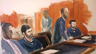 Sentenciados a 18 años de prisión los sobrinos Flores