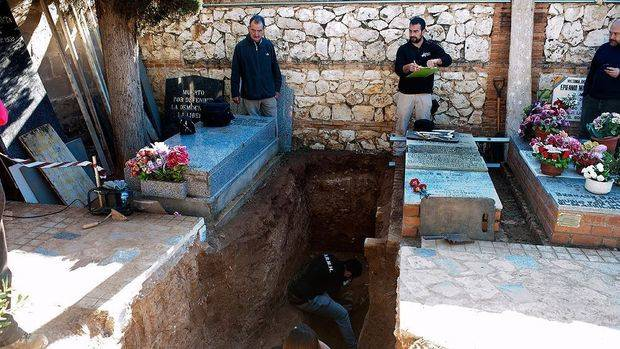 Unas 150 familias de las víctimas del franquismo solicitaron la identificación de los restos en la justicia argentina