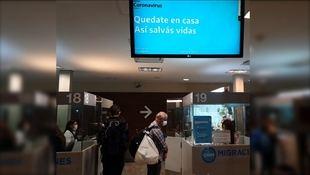 Rige el cierre de fronteras para el tránsito aéreo, terrestre y marítimo