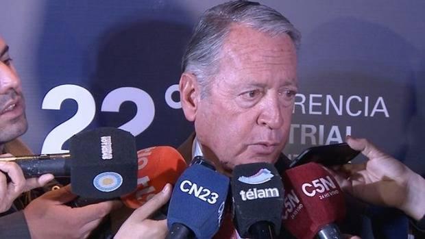 Daniel Funes de Rioja asombrado por el interés español