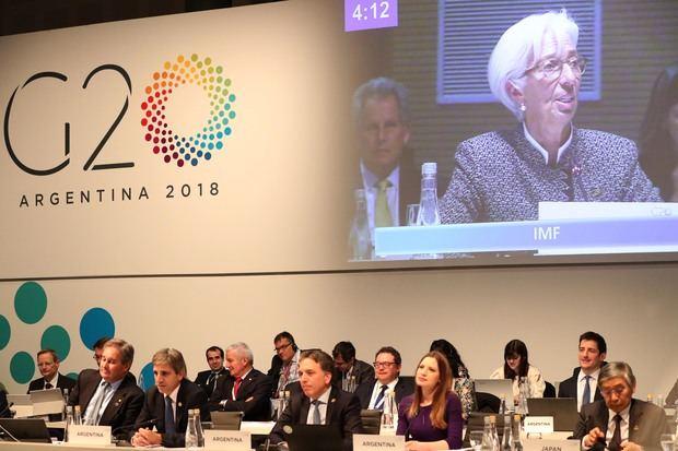 El G20 debate en Buenos Aires el escenario económico internacional