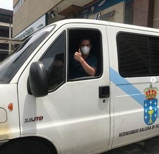 Las entidades gallegas en el exterior, solidarias durante la pandemia