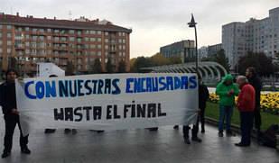 La Asamblea de Gamonal pide 'sentido común' para la absolución de los seis encausados por los disturbios de 2014