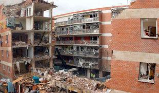 Gas Natural llega a un acuerdo con los afectados por la explosión de Gaspar Arroyo en Palencia