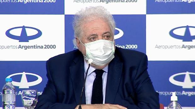 González García cree que la curva de coronavirus puede empezar a bajar 'en dos o tres días'