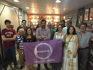 Gómez-Reino pidió acabar con el voto rogado