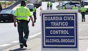 Tráfico realizará en torno a 3.000 pruebas diarias de alcohol y otras drogas a conductores en Castilla y León