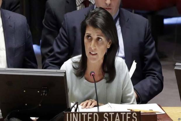 EEUU denuncia 'opresión' en Venezuela y pide que se 'restaure la democracia'