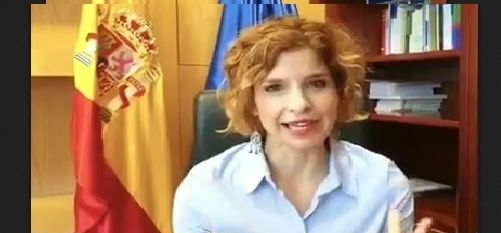 Con saludos de Alberto Fernández y de Hana Jalloul Muro, el Centro Galicia celebró su aniversario