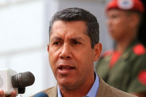 Henri Falcón anunció su candidatura presidencial