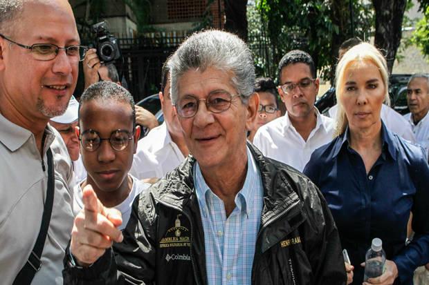 Ramos Allup: Observadores vieron el contraste en eventos electorales