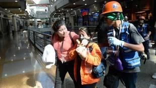 Más de 40 heridos por lacrimógenas dentro del Sambil Chacao