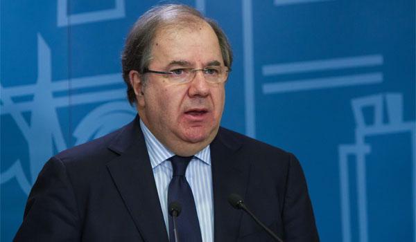 Herrera renuncia a la presidencia del PPCyL