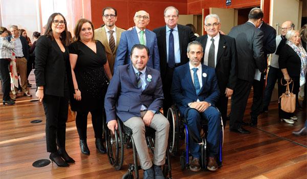 Herrera destaca que la colaboración con el tercer sector ha situado a los servicios sociales a la cabeza de España