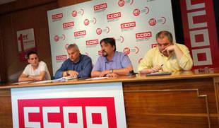 Los sindicatos convocan huelga de 24 horas en el personal de ambulancias de Castilla y León