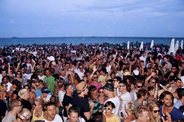 Detuvieron en Ibiza a tres argentinos traficando estupefacientes