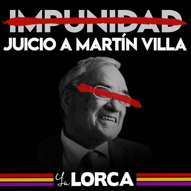 La Agrupación Federico García Lorca acusó al gobierno español de proteger a genocidas