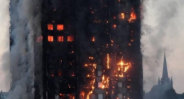 Seis muertos y asciende a 64 heridos en el incendio de Londres, 20 en 'estado crítico'