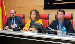 Iratxe García pide un marco jurídico propio para territorios con despoblación y no mirar sólo el PIB al repartir fondos